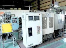 鋳造設備のイメージ